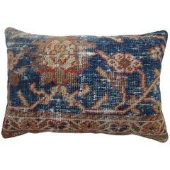 Shabby Chic Persian Mahal Bolster Rug Pillow