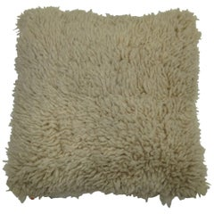 Shag Rug Pillow