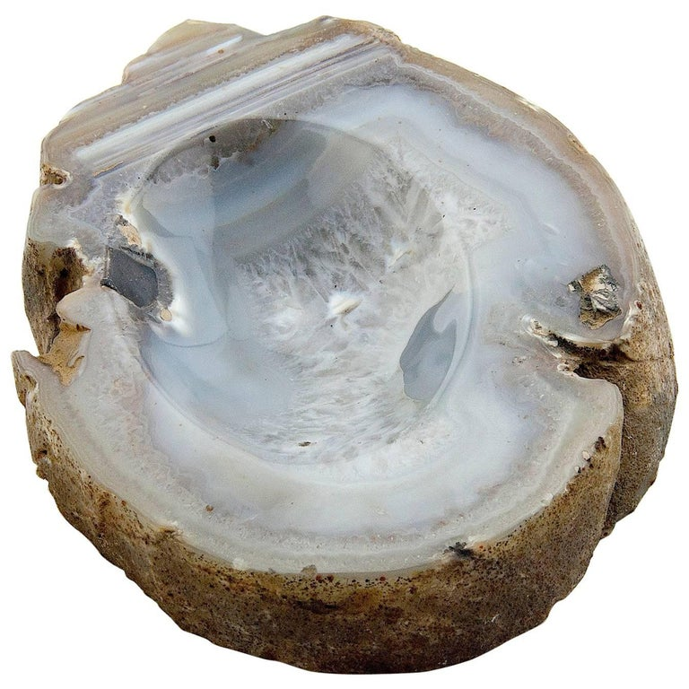 Ashtray in Agate