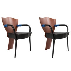 DALAMI ARMCHAIRS of Borek Sipek for Scarabas Zcech Republic