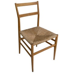 Gio Ponti Leggera Chair, Italy, 1951