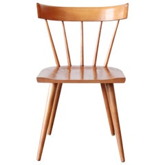 Paul McCobb Planner Group Spindle Back Side Chair