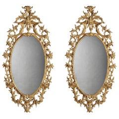 A Fine Italian Antique Mirror At 1stdibs