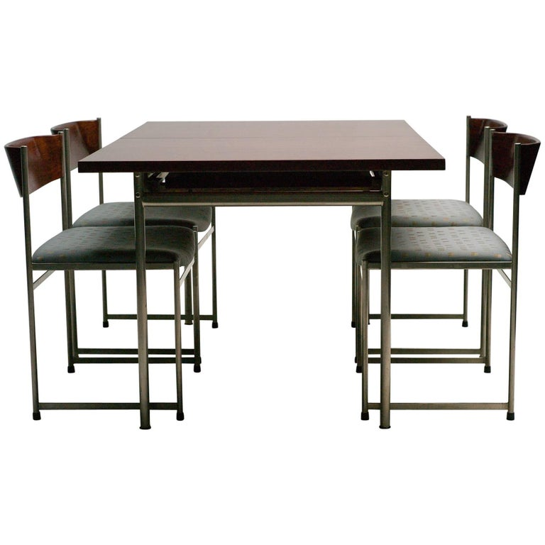 Rosewood Dining Set by Cees Braakman for Pastoe
