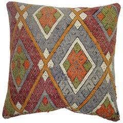 Cicim Turkish Pillow