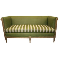 Early 19th Century French Sofa