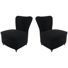 Pair of Small Bedroom Chairs