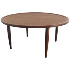 Mid-Century Modern Danish Teak Coffee Table, 1960s