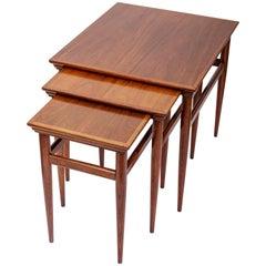 Danish Modern Nest of Tables