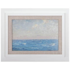 Seascape Oil Painting by William Edward Norton