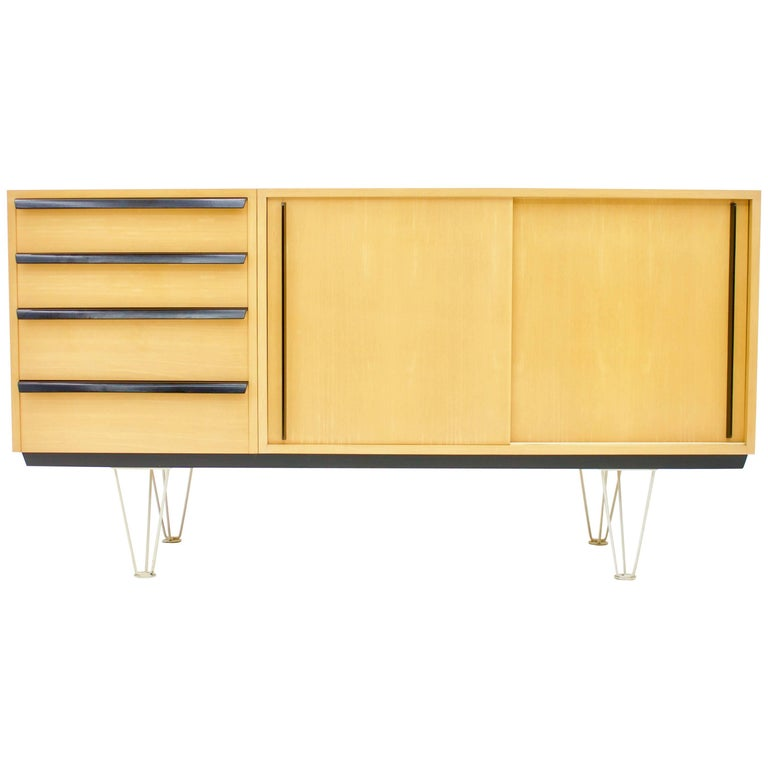 Alfred Altherr Sideboard for Freba Switzerland, 1955