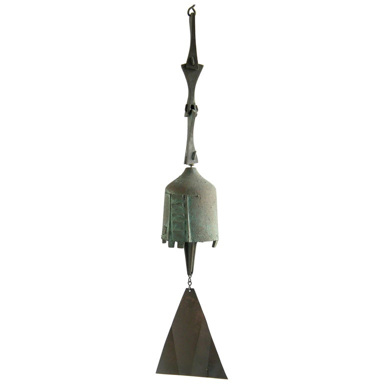Paolo Soleri Bell For Sale