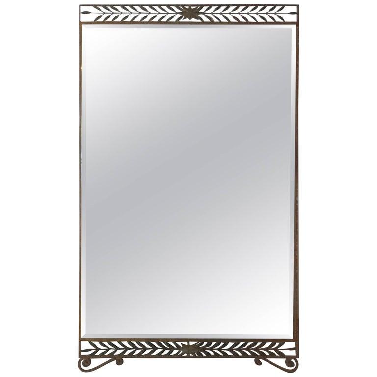Hall Mirror by Pier Luigi Colli for Cristal Arte 1