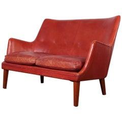 Arne Vodder Sofa by Ivan Schlechter
