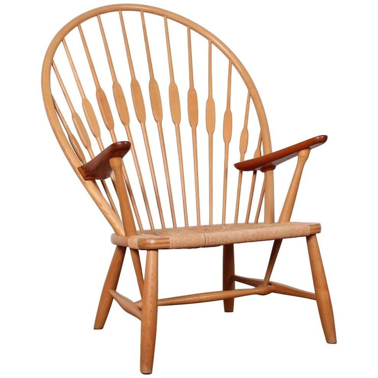 "Hans Wegner ""Peacock"" Chair"