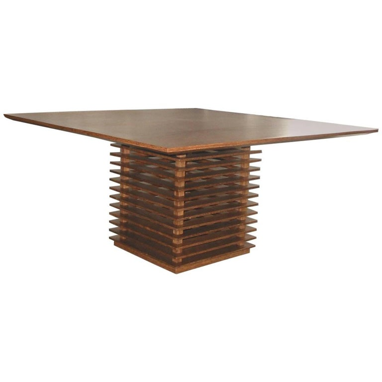 Fresta Dining Table by Claudia Moreira Salles For Sale