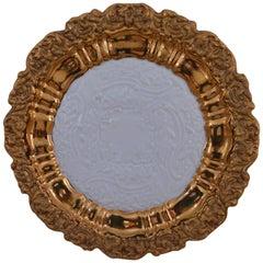 Late 19th Century Meissen Porcelain Cabinet Plate