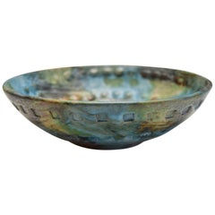 Sea Garden Bowl by Alvino Bagni for Raymor