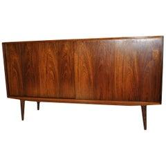Mid-Century Danish Rosewood Sideboard, Dammand Rasmussen