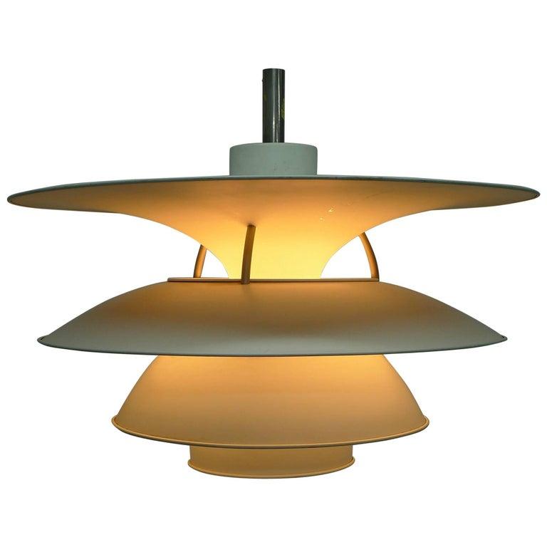 Poul Henningsen Charlottenborg Pendant Lamp , Largest Size