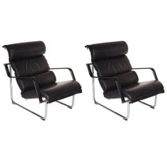 Set of Two Remmi Lounge Chairs by Juri Yrjö Kukkapuro, Finnland, circa 1970s