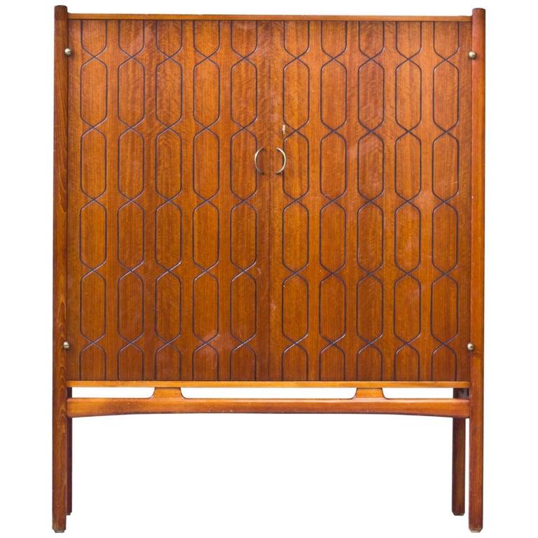 Swedish, 1950s Cabinet by David Rosen