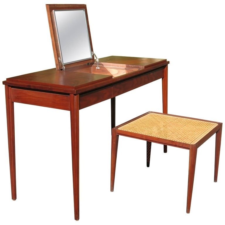 Paul McCobb Grand Rapids Collection Dressing Table Vanity