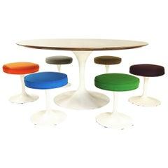 Eero Saarinen Game Table for Knoll