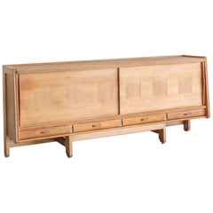 Guillerme et Chambron Large Oak Buffet