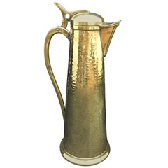 Arts & Crafts English Jug, circa 1900