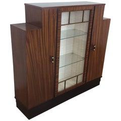 Art Deco Cabinet in Beautiful Rosewood