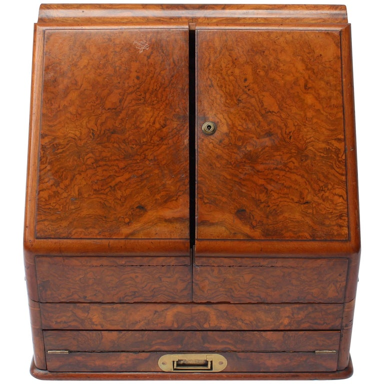 19th Century English Partridge and Cooper Lap Desk