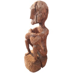Early 20th Century Benu'aq Tribe Sculpture from Borneo