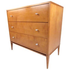 Paul McCobb Three-Drawer Bedroom Dresser