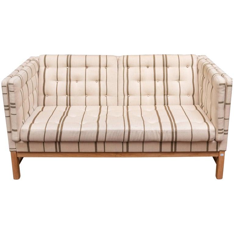 Erik Ole Jørgensen Design Small Sofa For Sale