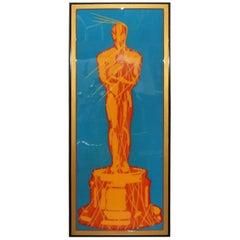 """Mauro Oliveira """"The Sunny Oscar"""" Mixed-Media"""