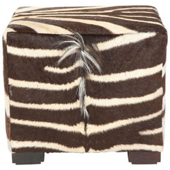 Zebra Hide Furniture 94 For Sale At 1stdibs