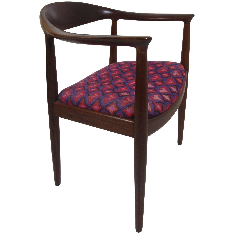 Hans J Wegner Chairs 122 For Sale at 1stdibs