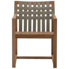 Network 159 Outdoor Teak Dining Armchair