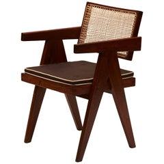 Le Corbusier & Pierre Jeanneret Desk Chair, France, circa 1955