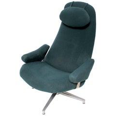 1960s Contourette Lounge Chair by Alf Svensson for DUX