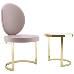 Ola Side Table Round