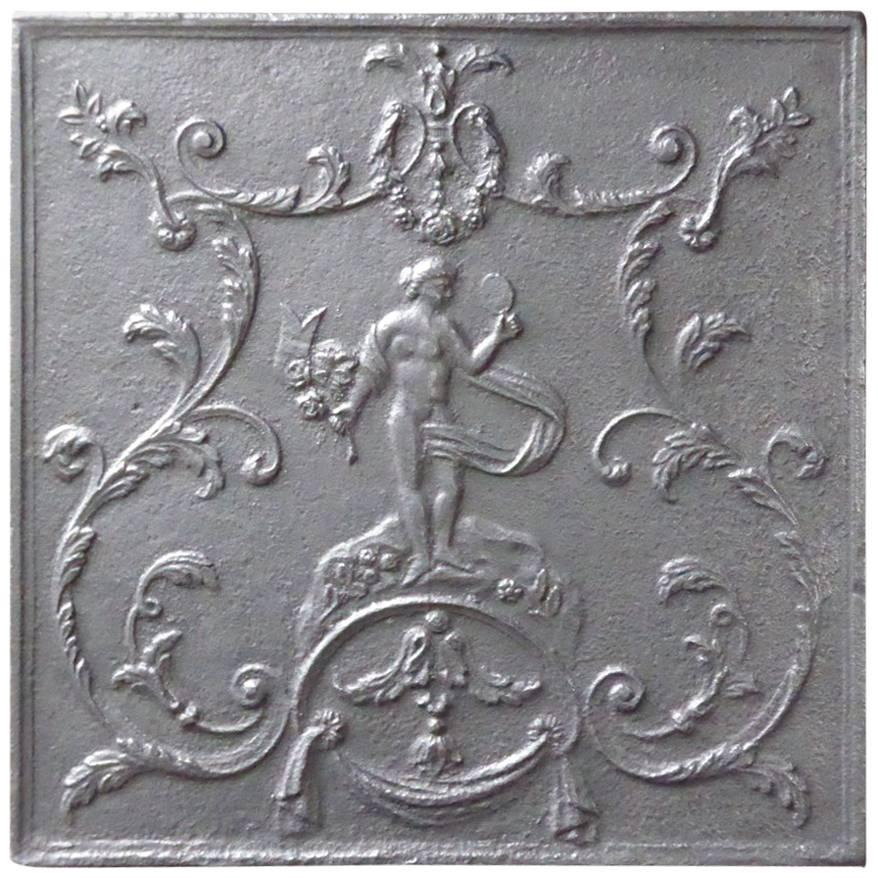 18th Century French Venus Fireback