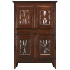 Antique Louis XIII Style Armoire, circa 1700s