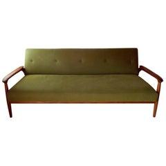 1960s Greaves and Thomas Sofa Bed