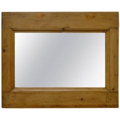 Pine Framed Mirror