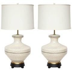 Gerald Thurston Porcelain Lamps