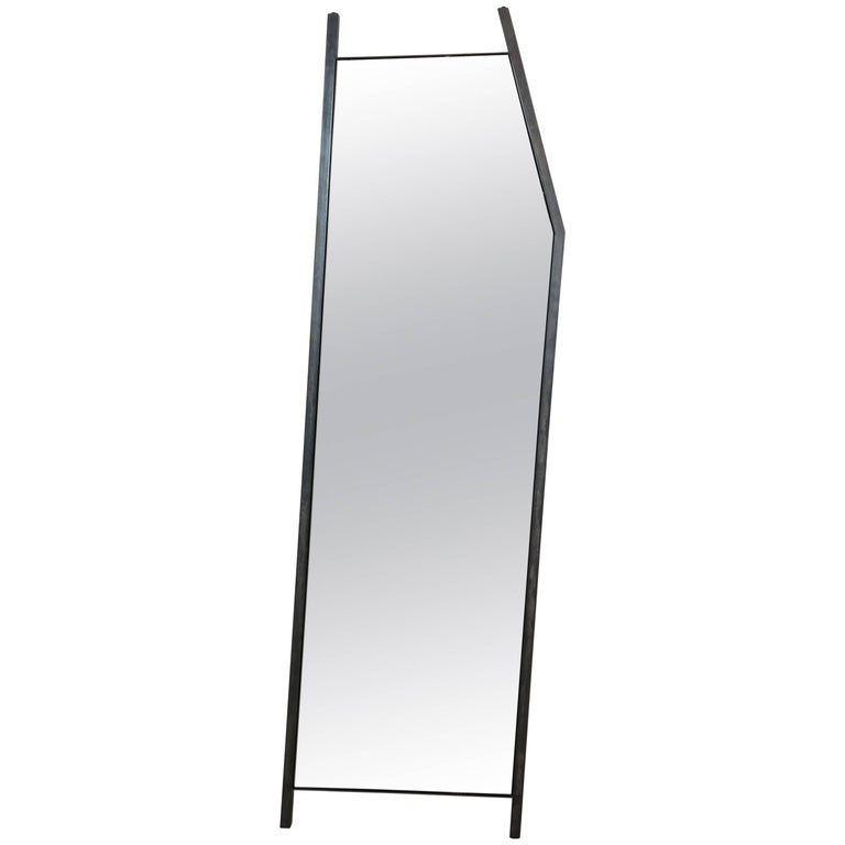 Otomo Floor Mirror by De Jong & Co