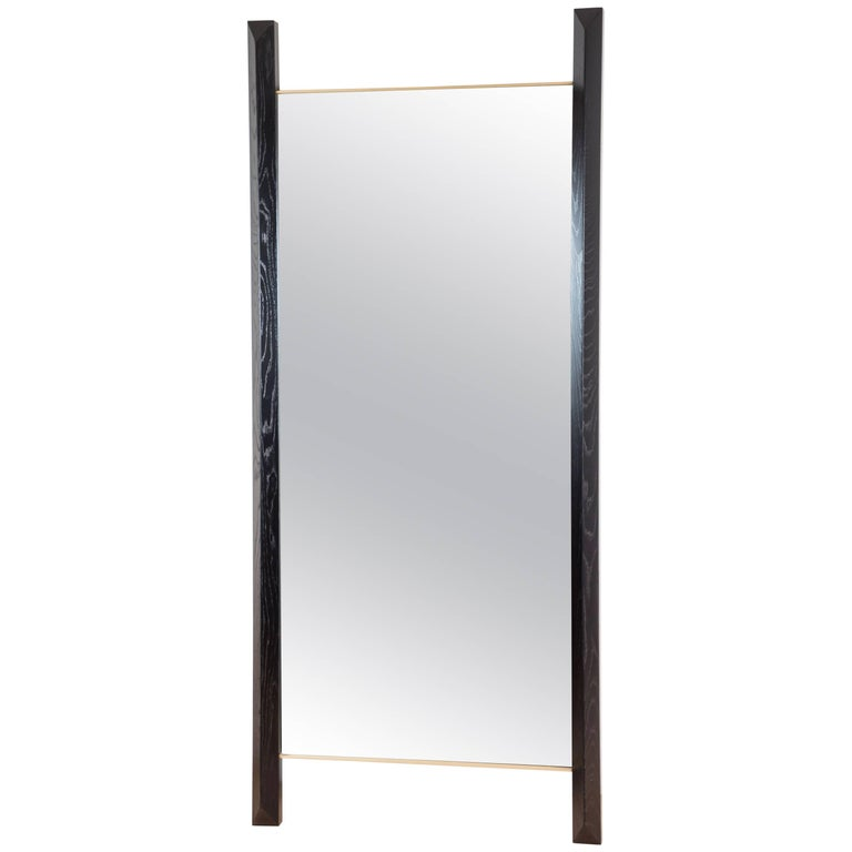 Simi Floor Mirror by Lawson-Fenning