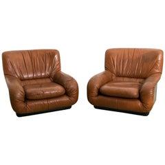 Pair of Comfort Chair by Titina Ammannati & G.Vitelli, 1970, Italy